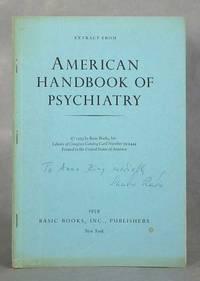 Obsessive Behavior, So-Called Obsessive-Compulsive Neurosis (Signed)