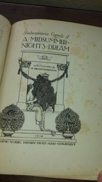 mid summer night dream by william A midsummer night's dream education resource pack 1 introduction 2  william shakespeare 3 srt in york 4 production credits 5 director's  thoughts 6.