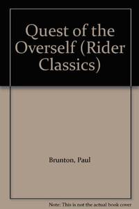 image of The Quest of the Overself (Rider Classics)