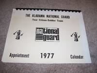 image of The Alabama National Guard 1977 Appointment Calendar