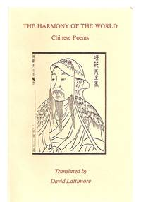 image of THE HARMONY OF THE WORLD: CHINESE POEMS