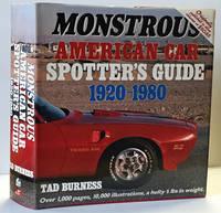 Monstrous American Car Spotter's Guide 1920-1980