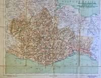 [Map] Oaxaca - Estados Unidos Mexicanos - Division Municipal