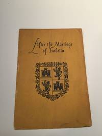 After The Marriage Of Isabella  Decorative Fabrics of Distintion