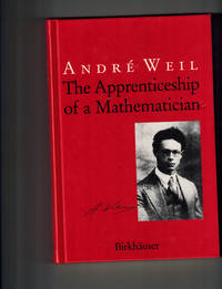 image of The Apprenticeship of a Mathematician