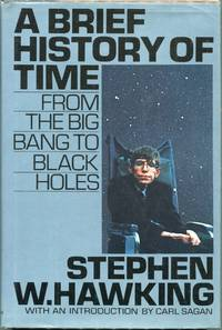 image of A Brief History of Time; From the Big Bang to Black Holes