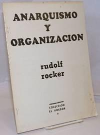 Anarquismo y organizacion