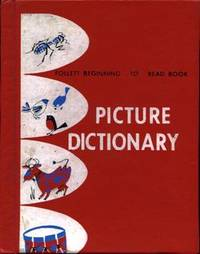 image of Follet Beginning-To-Read Picture Dictionary