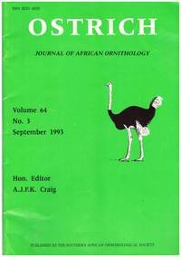 image of OSTRICH  6  issues, 1991-3