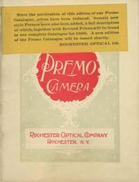 PREMO CAMERA.; [cover title]