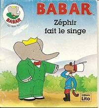 Babar zephir fait le singe