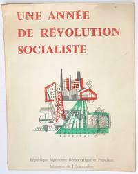 image of Une Année de révolution socialiste