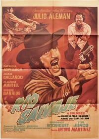 image of Rio Salvaje (Original poster for the 1971 film)