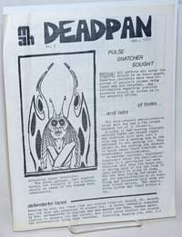 MAH Deadpan #1, December 1973; Pulse snatcher sought