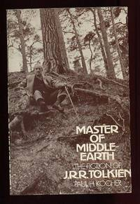 image of Master of Middle-Earth : The Fiction of J. R. R. Tolkien