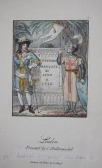 Costume Francais de 1200 a 1715