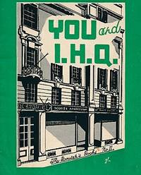 The Scouter's Books No. 11. You and I.H.Q