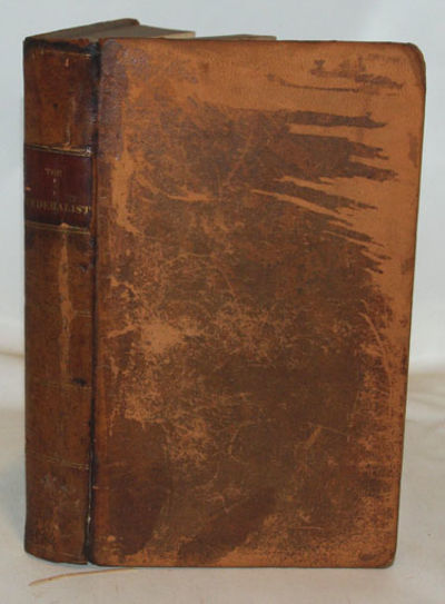 Hallowell, Maine: Glazier, Masters & Co., 1831. New Edition of 1831. Good in its original full tan l...