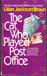 The Cat Who Played Post Office by Lilian Jackson Braun - Paperback - 1987 - from Melissa E Anderson (SKU: 04056)