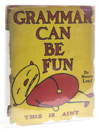 Grammar Can Be Fun. Words and Pictures by