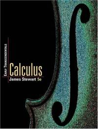 image of Calculus: Early Transcendentals