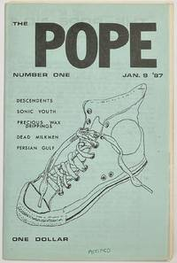 image of The Pope. No. 1 (Jan. 9, 1987)