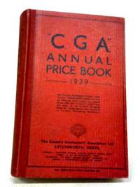 """C. G. A."" Annual Price Book 1939"