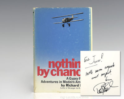 New York: William Morrow & Company, Inc, 1969. First edition of this work which describes Bach's adv...
