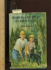 Marco and That Curious Cat  [Children's Pictorial, Juvenile reader]