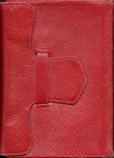 London: Punch, 1869. First Edition. Leather bound. Very good. 16mo. (approx. 5