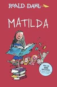 image of Matilda (Spanish) (Turtleback School & Library Binding Edition) (Alfaguara Clasicos) (Spanish Edition)