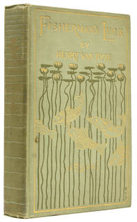 Fisherman/'s Luck by Henry Van Dyke 1899 1st Edition Great Art in Book