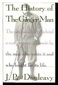 image of THE HISTORY OF THE GINGER MAN.