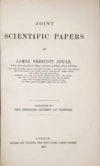 The Scientific Papers; Joint Scientific Papers