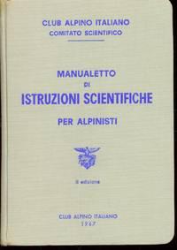 MANUALETTO DI ISTRUZIONI SCIENTIFICHE
