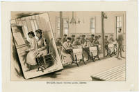 Oregon. - Indian Training School, Chemawa. TWO LITHOGRAPHIC PRINTS.