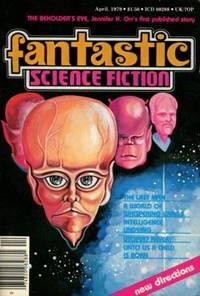 FANTASTIC SCIENCE FICTION April 1979