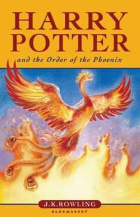 Harry Potter and the Order of the Phoenix by J.K. Rowling - Hardcover - 2003 - from ThriftBooks (SKU: G0747551006I5N00)