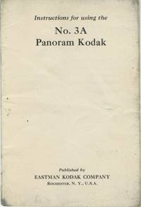INSTRUCTIONS FOR USING THE NO. 3A PANORAM KODAK