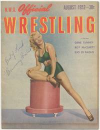 N.W.A. Official Wrestling. August, 1952
