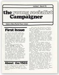 The Young Socialist Campaigner. Number 1, March '70 [All Published]