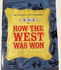 Original Program For The Film, How The West Was Won, Cinerama.