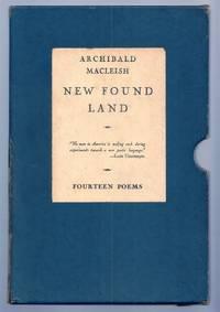 NEW FOUND LAND. FOURTEEN POEMS