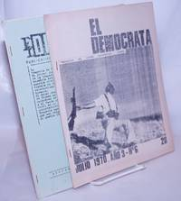 image of El Demócrata [two issues: July and December 1970]
