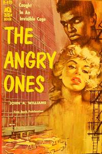 collectible copy of The Angry Ones