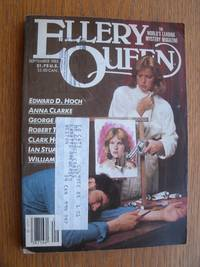 image of Ellery Queen Mystery Magazine September 1985