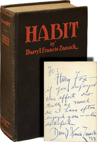 image of Habit and Other Short Stories (First Edition, inscribed in the year of publication)