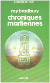 image of Chroniques martiennes