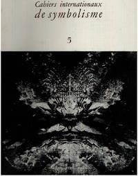 image of Cahiers internationaux de symbolisme n° 5
