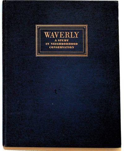 Washington DC: Federal Home Loan Bank Board, 1940. Hardcover. Very Good +. Hardcover. 4to. Blue clot...